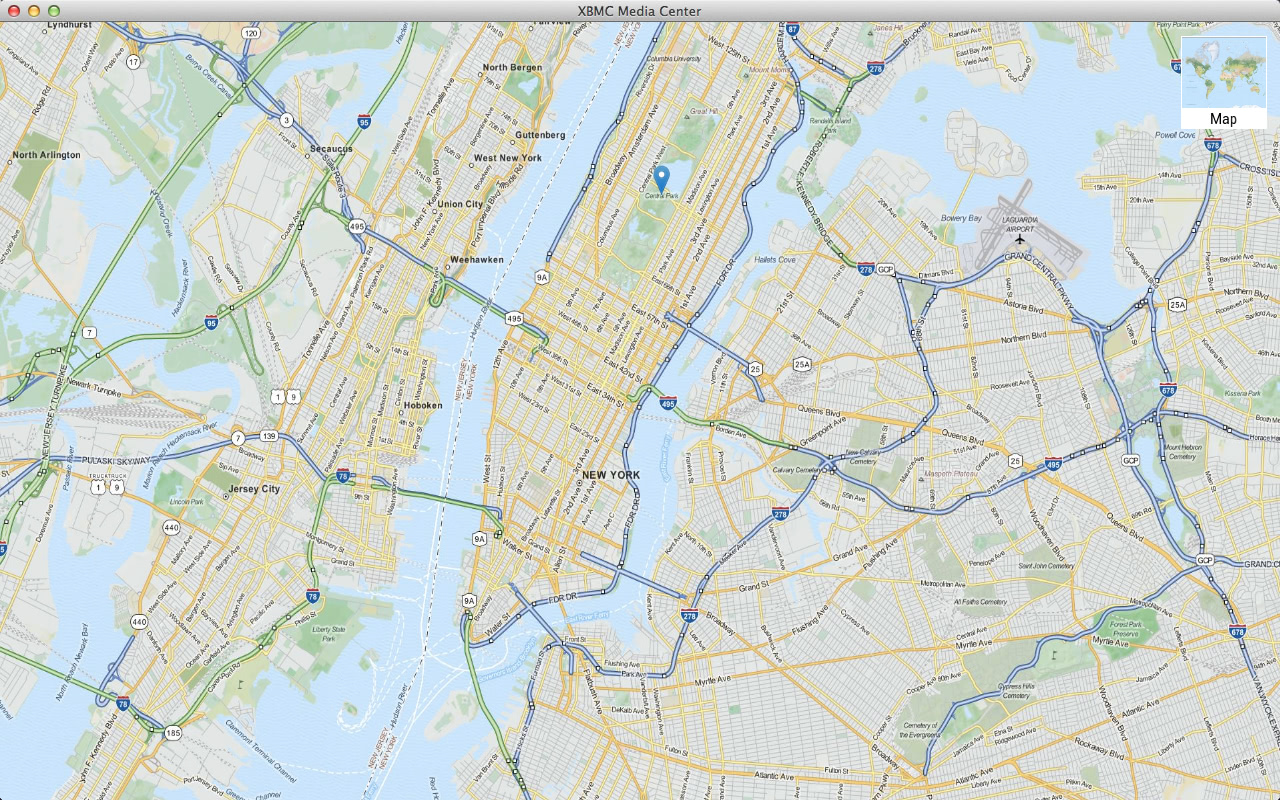 OpenStreetMap Map